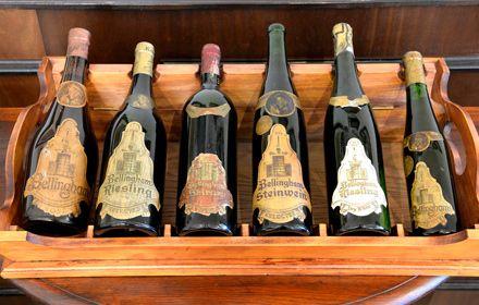 Foto van oude Bellingham flessen