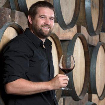Foto van de wijnmaker